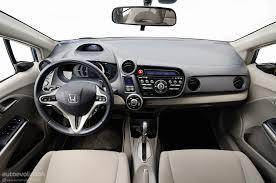 Honda Insight Hybrid Interior Honda Insight Review Autoevolution