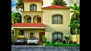 small house in spanish modern vintage small house in pakistan come with 3 floors house