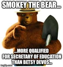Smokey The Bear Meme - smokey bear imgflip