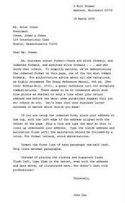 Semi Block Letter Format Business Letter 08 Januari 2013 30riyadh U0027s Blog