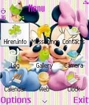 theme download for my pc downloads mobile stuff themes for nokia s60 2nd my love micky