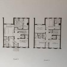 paran homes floor plans regents park townhome atlanta levels 2 u0026 3 floor plans jg