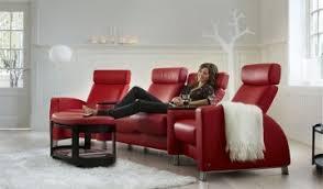 high back leather sofa leather sofas living room reynolds furniture