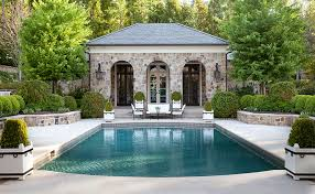 poolside designs lounging poolside studio pool houses and outdoor living