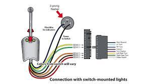 universal turn signal switch wiring diagram gooddy org