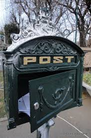 Rustic Iron Mail Slot Outdoor - 157 best beautiful old mailboxes images on pinterest letter