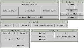 java null layout manager swing layout management