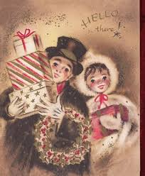 vintage cards 3175 best vintage christmas cards images on merry