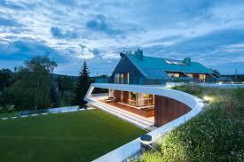 Slanted Roof House Slanted Roof Line Home