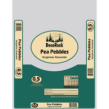 Lowes Pebble Rocks by Shop 0 5 Cu Ft Pea Pebbles At Lowes Com