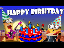 Happy Birthday Wishes For Singer Funny Happy Birthday Song Monkeys Sing Happy Birthday To You