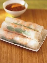 la cuisine de ricardo rouleaux de printemps recipe rolls shrimp rolls