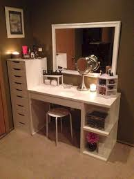 Best 25 Rustic Computer Desk Ideas That You Will Like On by Best 25 Diy Makeup Organizer Ideas On Pinterest Diy Makeup
