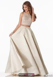 a line dresses at prom dress shop