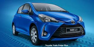 width of toyota yaris toyota yaris 1 5 pulse specs in south africa cars co za