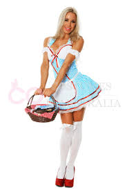 wizard oz dorothy costume ladies dorothy wizard of oz fancy dress storybook hens party