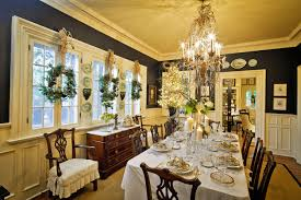 Mediterranean Dining Room Furniture by Holiday Dining Room Decorating Ideas Home Design Ideas