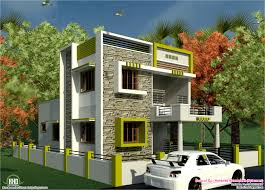 Interior Plan Houses  Modern  Sq Feet House Design - Modern homes design plans