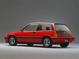 Honda Crx 1987 Civic Nation U2013 Esserealis