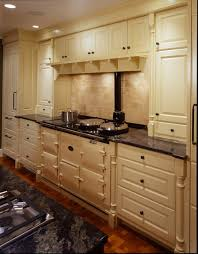 Aga Kitchen Designs View Of Aga Cooker Traditional Kitchen Minneapolis By