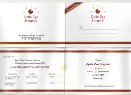 Hospital Inauguration Invitation Card Matter Hospital Opening Invitation Card Ideas Official Opening Of The