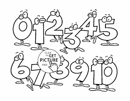 Multiplication Coloring Worksheets Numbers Coloring Pages Getcoloringpagescom Jr Division Math Page