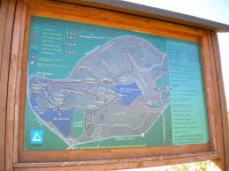Bear Creek Trail Map Bear Creek Lake Park And Campground Chillinco
