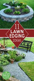 Garden Lawn Edging Ideas 11 Beautiful Lawn Edging Ideas Garden Lovin
