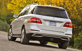 mercedes 4matic suv price 2012 mercedes ml350 4matic and bluetec test motor trend