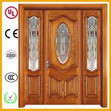 Kerala Wooden Double Door Designs Pictures