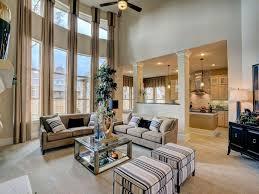 Living Room Vs Family Room by 7515 Augusta Creek Spring Tx 77389