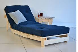 Single Futon Chair Bed Modern Futon Chairs With Blue Seat Futons Pinterest Modern