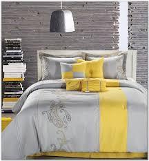 Grey And Yellow Comforters Yellow Comforter Sets Twin Tags Yellow And Gray Comforter Set