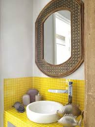 yellow tile bathroom ideas 25 modern bathroom ideas adding yellow accents to bathroom