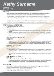 Sample Resume Design by Best 25 Best Resume Template Ideas Only On Pinterest Best