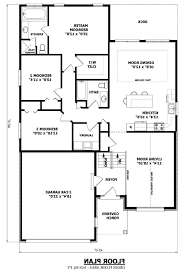 home floor plans with guest house floor plans for guest house plan liotani