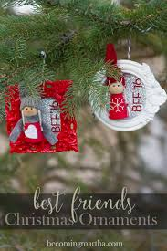 best friend photo frame ornaments sweet tea saving grace