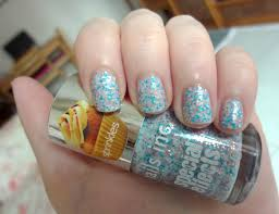 nails inc through the looking glass
