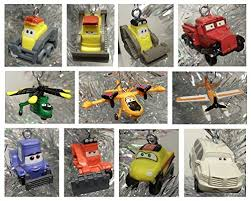 amazon planes fire rescue 12 piece holiday christmas mini