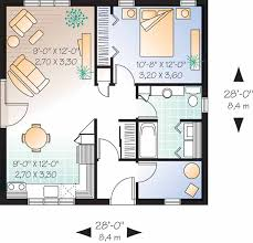 simple one bedroom house plans simple house plan with 1 bedrooms within bedroom