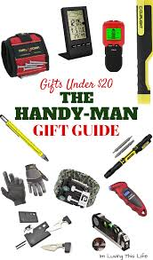 inexpensive gift ideas for a handyman gift christmas fun and