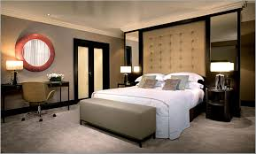 bedroom round mirror on the cream wall inside elegant bedroom full size of bedroom round mirror on the cream wall inside elegant bedroom easy master