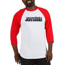 amazon com cafepress jeffster baseball jersey cotton baseball