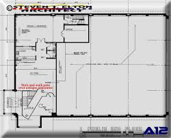 Fire Station Floor Plans Fire Ambulance Station Design Second Floor Plan
