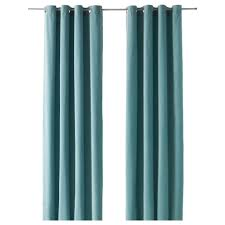 one pair silky hanging on rod for window