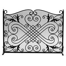 Single Fireplace Screen by This Item Is No Longer Available