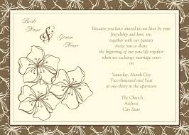 Wedding Invitation Cards Messages Wedding Card Message Bride Message Wedding Card Bride