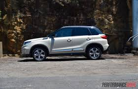 jeep suzuki 2016 2016 suzuki vitara rt x review video performancedrive