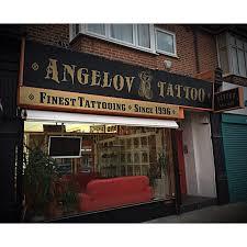 angelov tattooists yell
