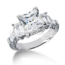 gorg 1 6 carat art deco diamond ring stunning jewelry